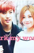 Mark my words (Got7, Mark fanfiction) by K200103