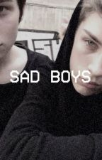 Sad boys by Yellow_Howell