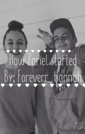 How Zariel Started { Zach Clayton & BabyAriel } by foreverr_hannah