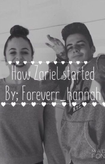 How Zariel Started { Zach Clayton & BabyAriel }