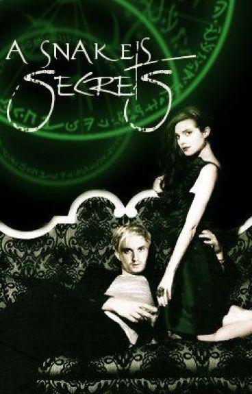 A Snake's Secrets ~Draco&Hermione FF~