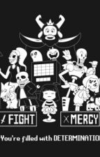 Undertale X Child! Reader One-shots!! by TheDragonHybridXD