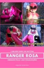 Ranger Rosa by JuninhoMitunaga