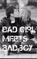 Bad girl meets bad boy by _neptunie_