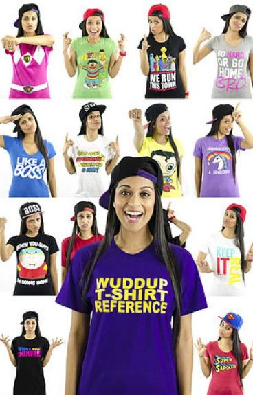 Adopted by Lilly Singh