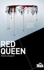 Red Queen. by InfinantDreamer
