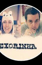 Exorinha Is Real by moorenacamaraza