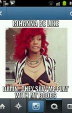 Rihanna .. by RihIan