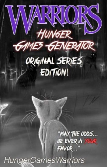 the hunger games generator