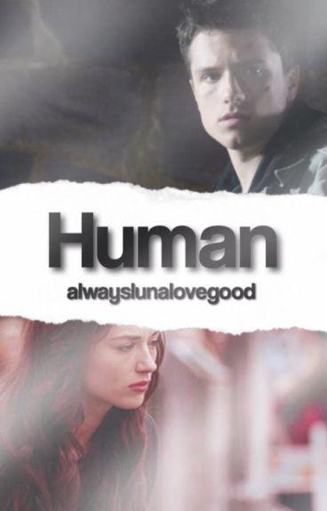 Human ➸ Allison Argent [S.U.] (#Wattys2016)