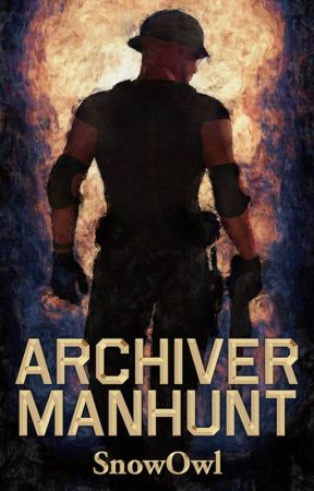 Archiver Manhunt by SnowOwl0101