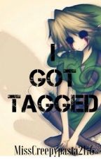 I Got Tagged by MissCreepypasta2116
