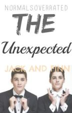 The Unexpected (Jacksgap FanFic) by NormalsOverrated