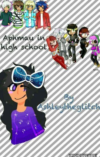 Aphmau In High School
