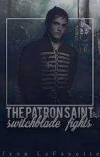 The Patron Saint of Switchblade Fights ➸ Rikey by thekobrakid-