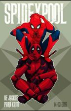 Ultimate Spideypool  by JACO-Usagi