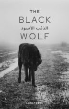 الذئب الأسود by lunaforbs