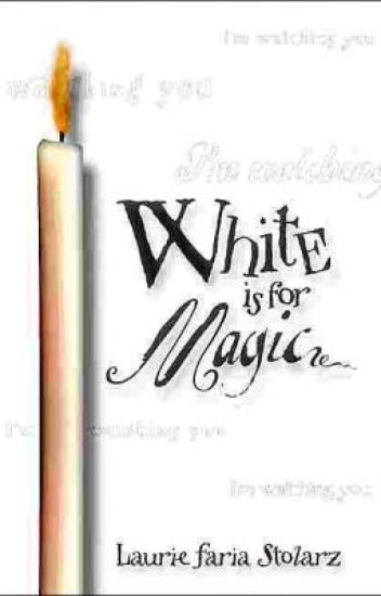 Image result for white is for magic