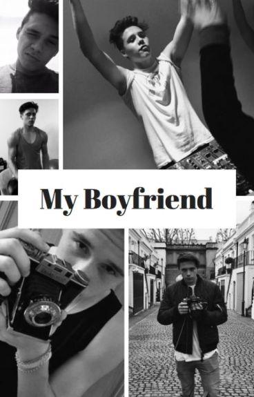 My Boyfriend - Brooklyn Beckham (Book 2)