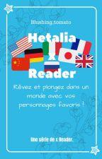 Hetalia X Reader. by Blushing_Tomato