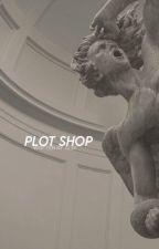 SHERLOCK ⇋ PLOT SHOP by -sherlockspeare