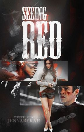 seeing red ϟ barry allen/the flash by jennabekah