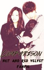 Comparison [NCT_U & Red Velvet Fanfiction] by sekretoparabibo