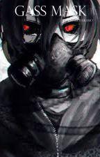 Gass Mask (Tokyo Ghoul) by natsuDiamond