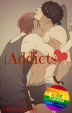 """Addicts"" (Yaoi One-shots) by koneko-chan243"