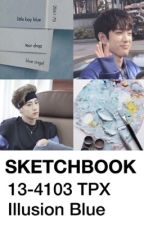 sketchbook | markjin by akabrowny