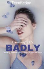 Bad girl and nerd boy (slow update) by harmony19777