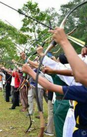 Archery Pics by Shahfiq_Mimi