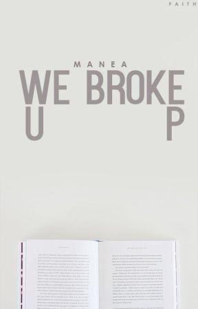 We Broke Up | Jungkook by taekumi