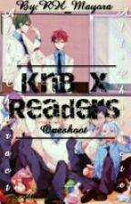 KnB X Reader (Oneshoot) by RHM_93