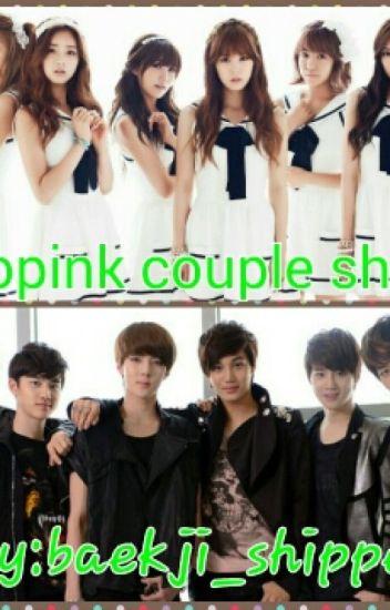 EXOPINK COUPLE SHOW