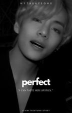kim taehyung ↬ perfect by mytaehyeong