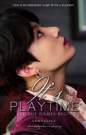It's Playtime: Let the Games Begin ↠ J.JK