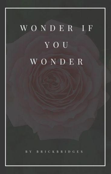 Wonder If You Wonder (sequel to red string)