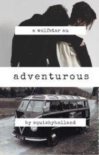 adventurous // wolfstar au ✔️ by thankskeanu