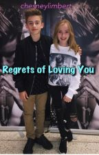 Regrets Of Loving You  by chesneylimbert
