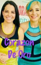 Corazon De Oro by lizmin345