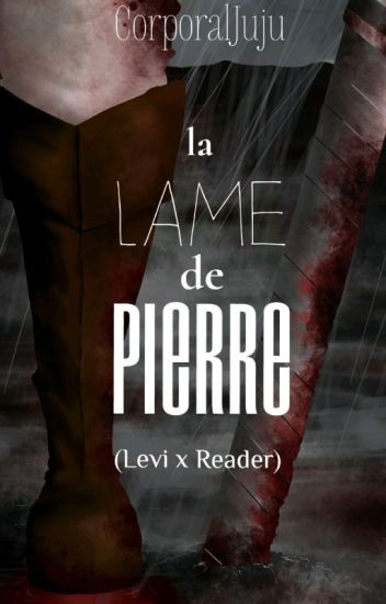 La Lame De Pierre [Levi X Reader]
