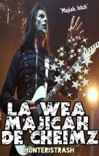 La Wea Májicah de Cheimz (Slipknot,Humor) by HamsterHunter