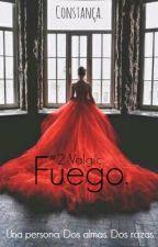 Fuego (#2 Valgic) by _floatingdreams