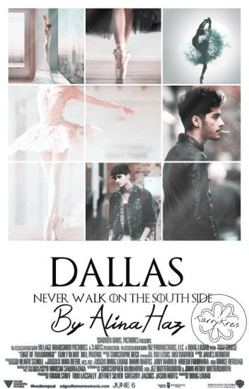 Dallas. Never walk on the south side. #Wattys2016