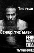 The Fear Behind The Mask / FTWD Nick Clark // by Mrs-Grimes