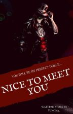 Nice To Meet You || Jason x Reader [BARDZO WOLNO PISANE!] by Yunona_
