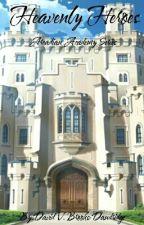 Heavenly Heroes | Arcadian Academy Series Book 1 by DavidBrooksD