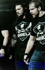 The Shield Preferences And Imagines 《Discontinued》 by endergirl0420