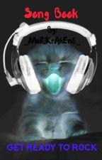 Song book by _MaRiTehKraken8_